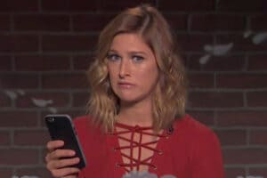 Cassadee Pope on 'Jimmy Kimmel Live'