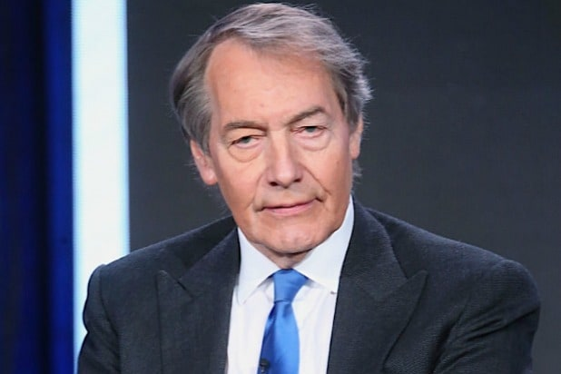 Charlie Rose Harassment Incidents Were Known to CBS