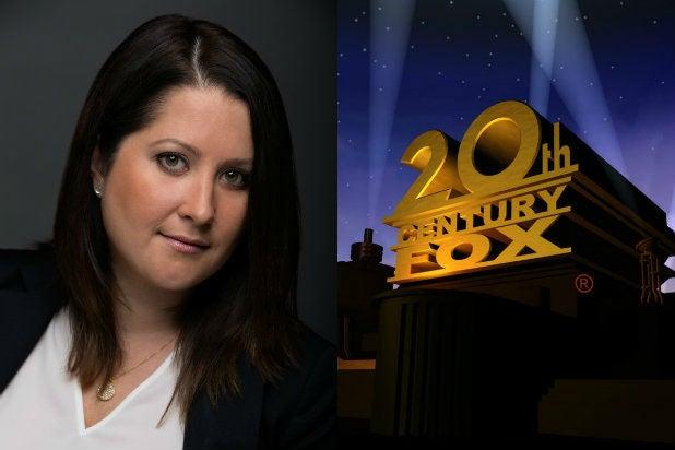 Chelsey Summey 20th Century Fox