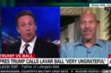 Chris Cuomo, LaVar Ball