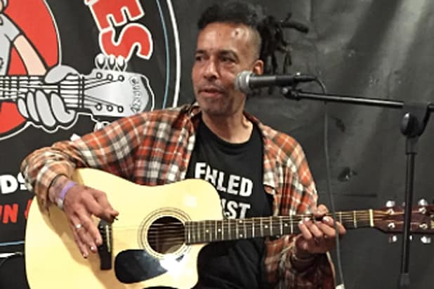 Chuck Mosley