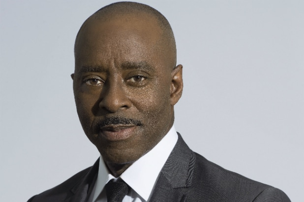 Courtney B Vance headshot
