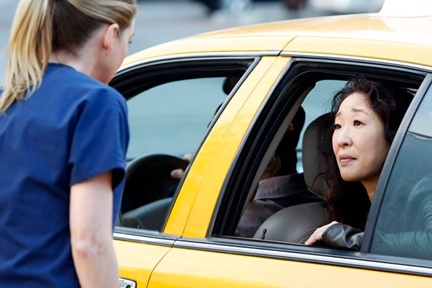 Cristina last episode Grey's Anatomy