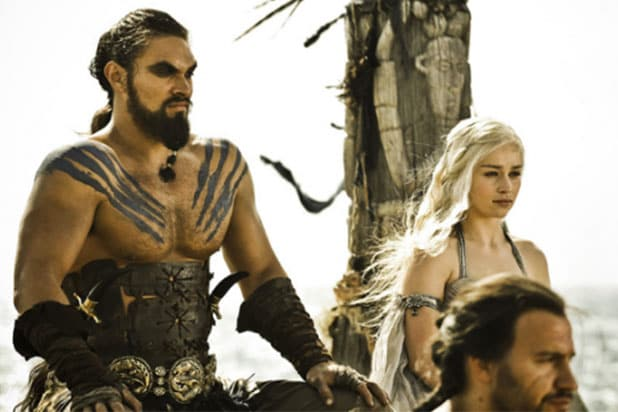Dany Drogo Game of Thrones