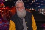 Dave Grohl as David Letterman