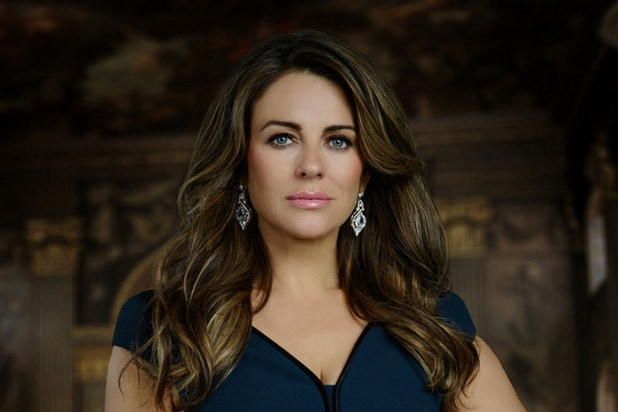 The Royals Elizabeth Hurley