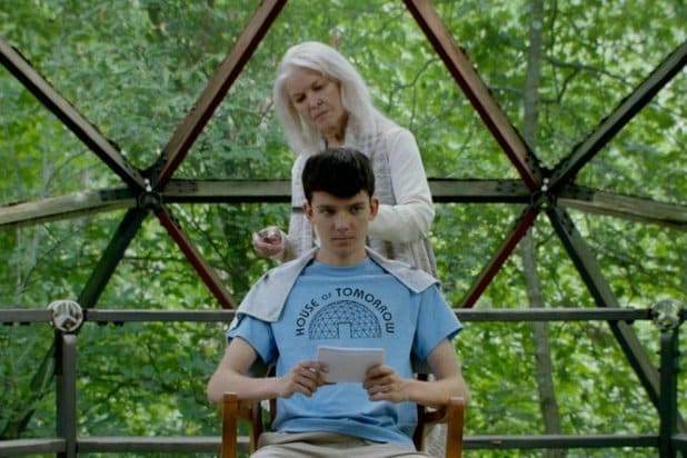 house of tomorrow asa butterfield ellen burstyn