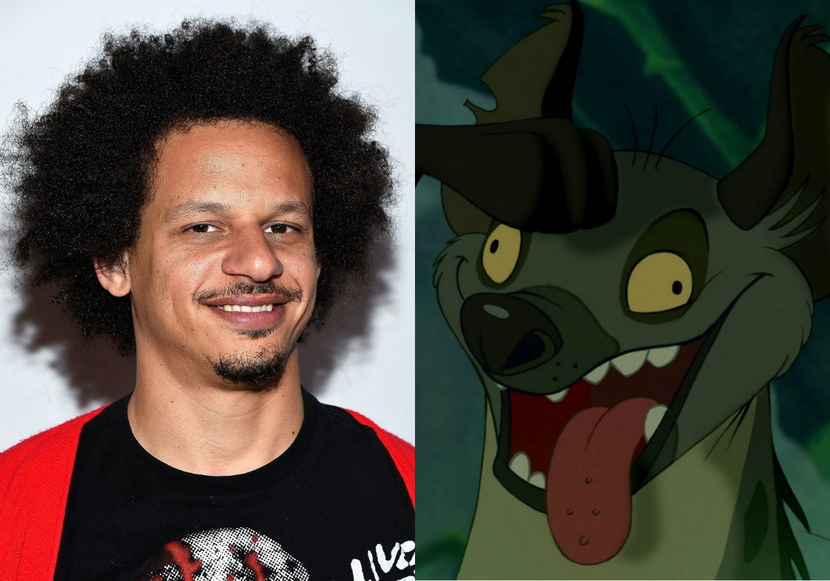 Eric Andre Azizi The Lion King