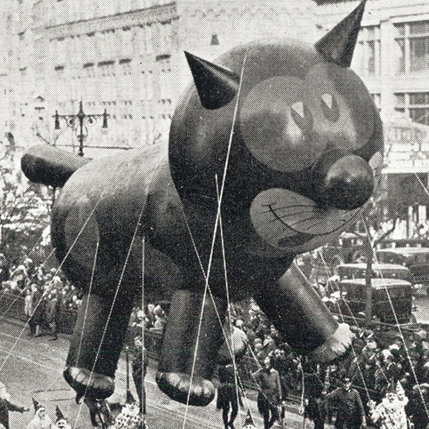 Felix the Cat Macy's Parade