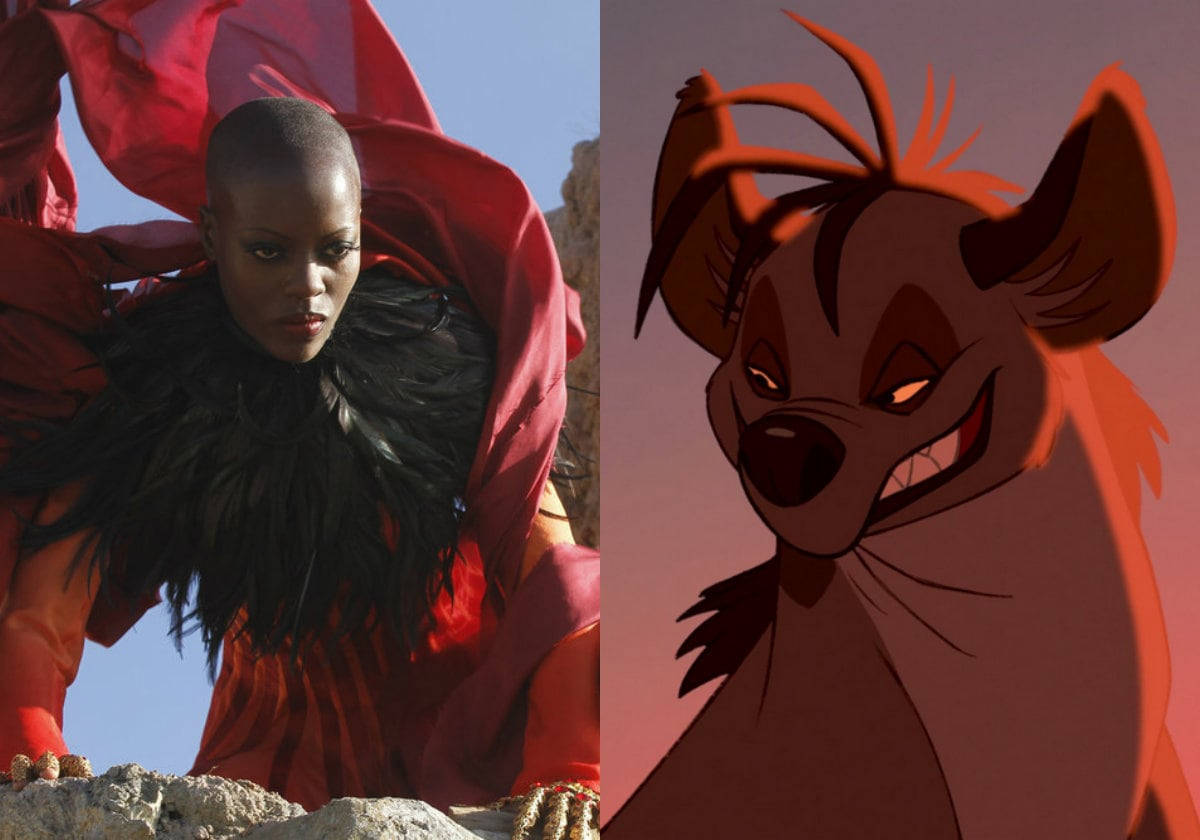 Florence Kasumba Shenzi The Lion King