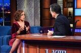 Gayle King on Colbert