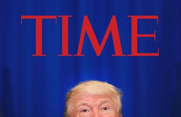 Donald Trump Time Magazine