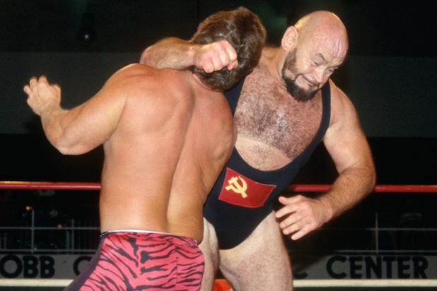 Ivan Koloff WWE