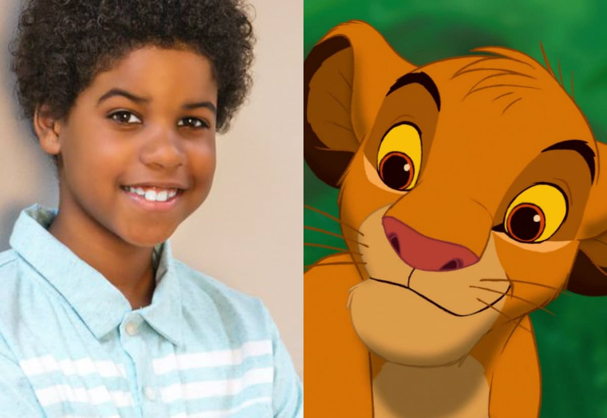 JD McCrary Young Simba The Lion King