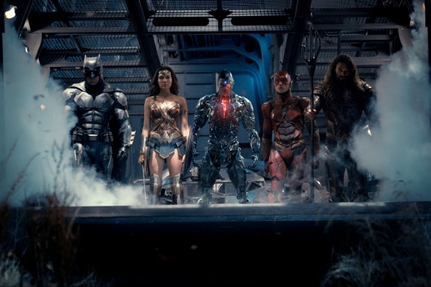 Justice League Film Review Dc Superheroes Battle In Vain