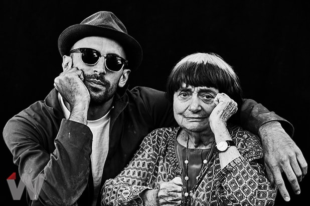 JR and Agnes Varda, Faces Places