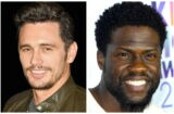 James Franco and Kevin Hart
