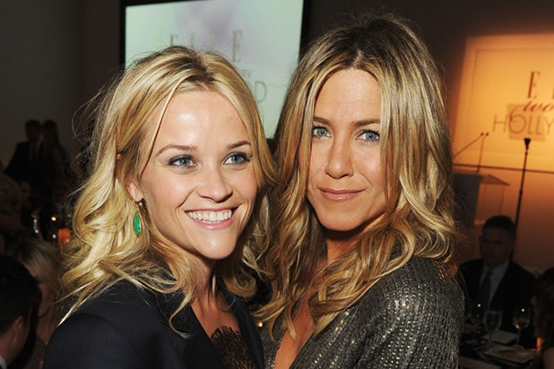 Apple Lands New Reese Witherspoon and Jennifer Aniston TV Show