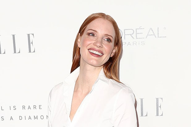 Jessica Chastain Can Robin Wright Just Be The Lead Of House Of