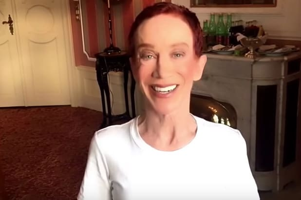 Kathy griffin says shell host white house correspondents dinner if kathy griffin youtube publicscrutiny