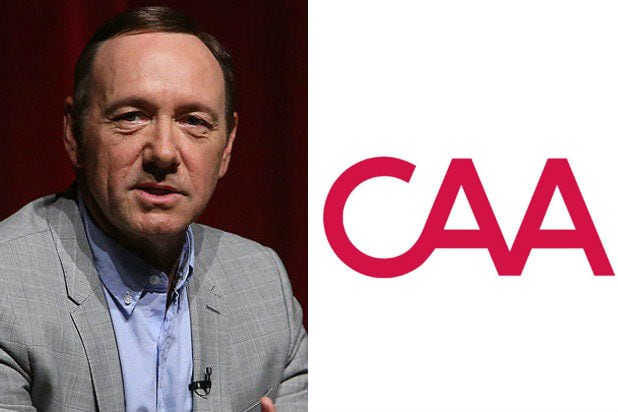 Kevin Spacey Dropped by CAA, Publicist Staci Wolfe