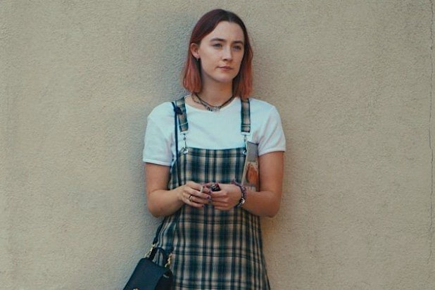 Saoirse Ronan's Lady Bird tops Rotten Tomatoes rating
