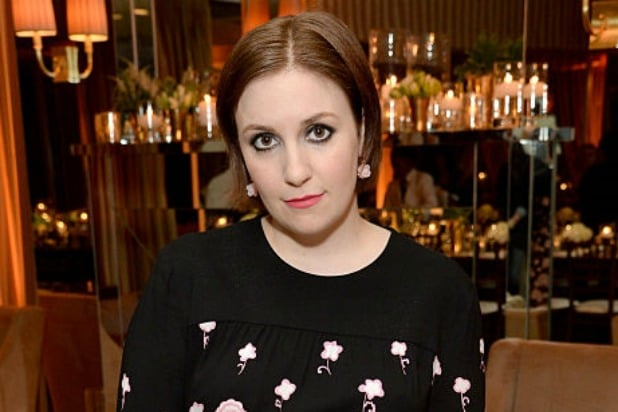 Lena Dunham Girls Murray Miller