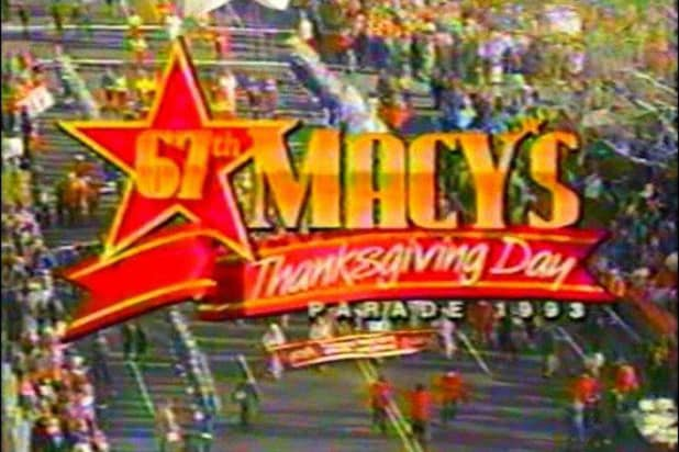 Macy's Thanksgiving Day Parade 1993