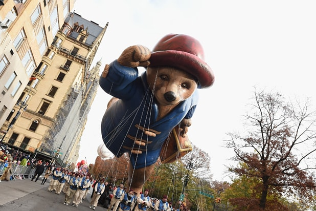 90th Annual Macys Thanksgiving Day Parade
