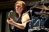 Malcolm Young AC/DC guitarist