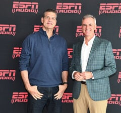 Mike Golic and Trey Wingo