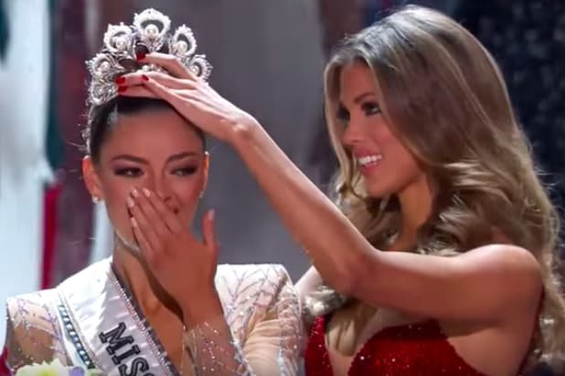 Fox's Miss Universe pageant