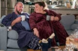 "Chris Sullivan (Toby) and Chrissy Metz (Kate) on ""This Is Us"""