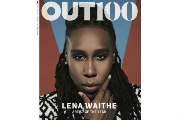 Out 100 Lena Waithe