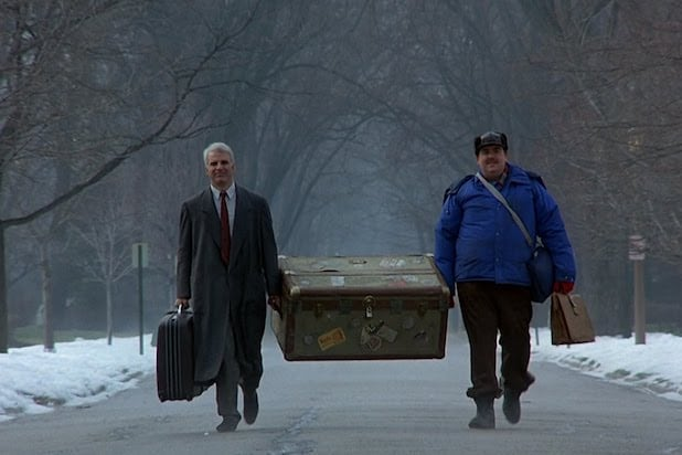 Planes Trains and Automobiles Steve Martin John Candy
