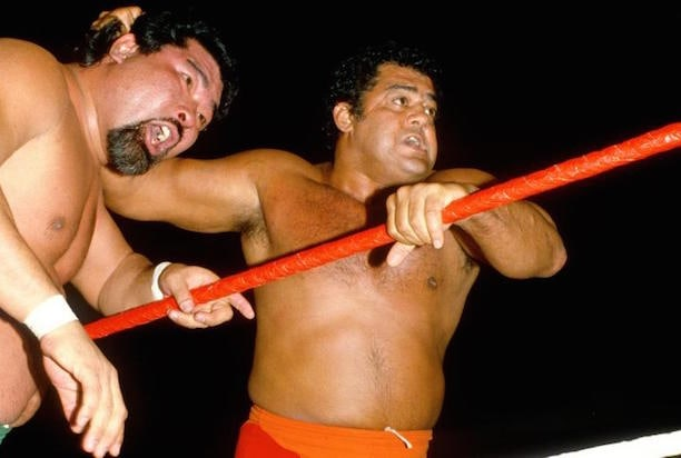 Pedro Morales WWE