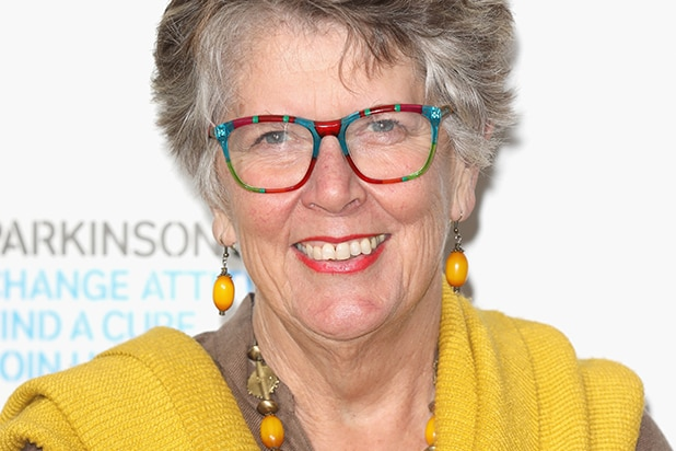 Prue Leith Great British Bake Off
