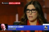 "Rebecca Corry on ""GMA"""