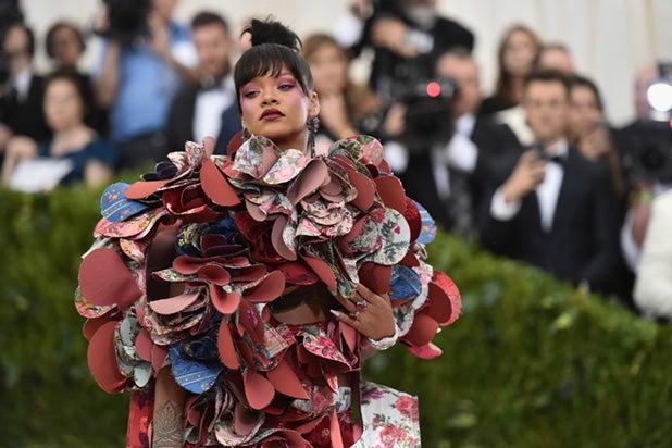 Rihanna, Amal Clooney to Host 2018 Met Gala as Costume