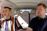 Sam Smith in 'Carpool Karaoke'