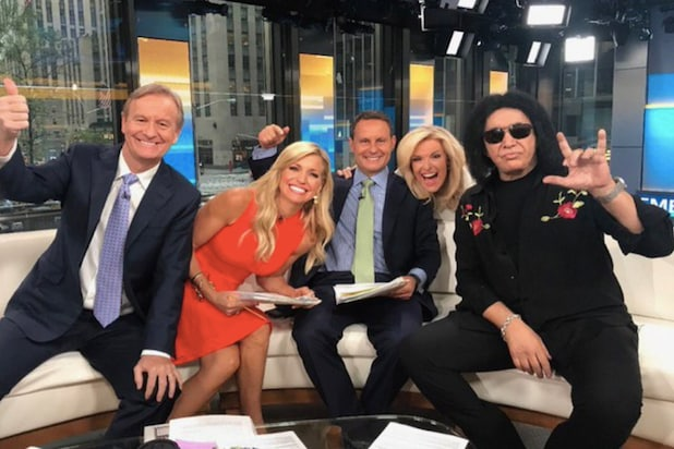 Kiss Frontman Gene Simmons Banned for Life From Fox News