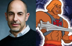 David S. Goyer Masters of the Universe He-Man