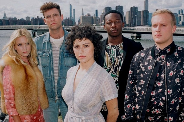"TBS ""Search Party"" Meredith Hagner John Reynolds Dory Sief Brandon Micheal Hall John Early"