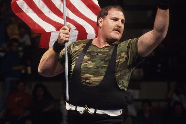 Sgt Slaughter WWE