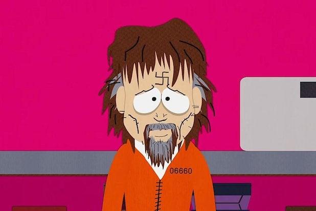 South Park Charlie Manson