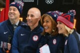 'Today' Show Hosts Celebrate Team USA