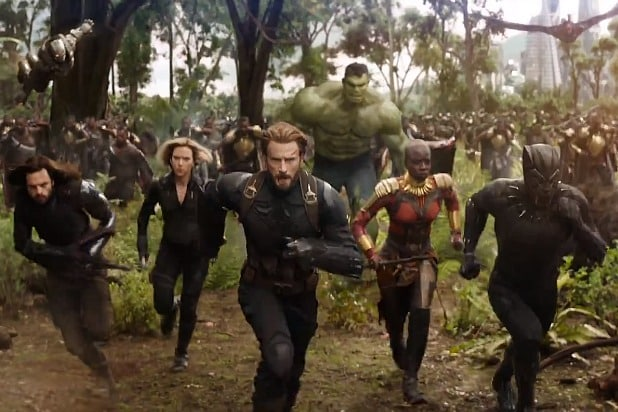 does latest 'infinity war' trailer hint at an avenger's death? (video)