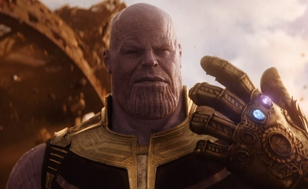 Avengers Infinity War Thanos Kevin Feige