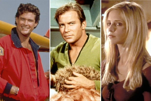 almost canceled tv shows baywatch star trek buffy