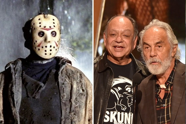 friday the 13th series director once pitched cheech and chong meets jason